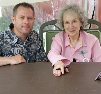 Thank you Margaret for supporting Rural Ontario and Inspiring your fans.